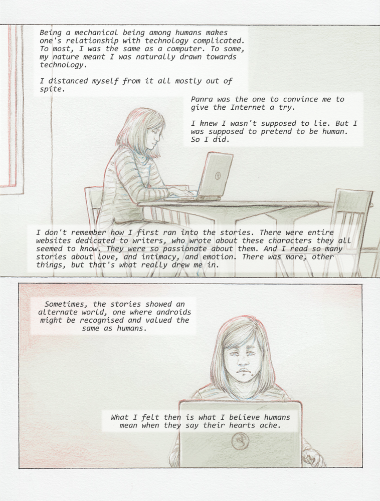 Not Nora - page 20