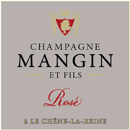 Champagne Mangin Brut Rose