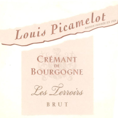 Louis Picamelot Crement de Bourgogne Rose