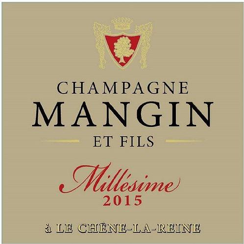Champagne Mangin Brut Millesime
