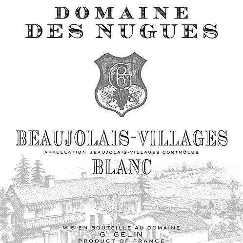 Domaine des Nugues Beaujolais Villages Blanc