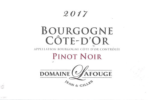 Domaine Lafouge Bourgogne Rouge Cote d'Or