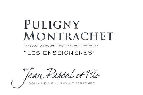 Domaine Jean Pascal Puligny Montrachet Les Enseigneres