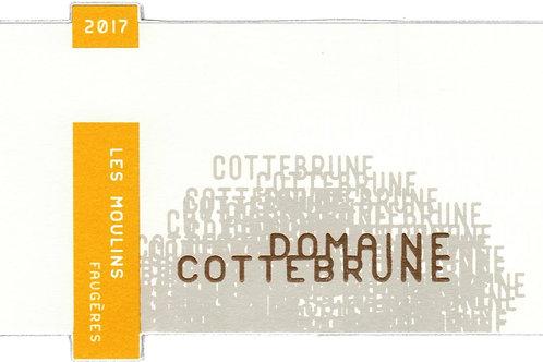 Domaine Cottebrune Faugeres Rouge Les Moulins