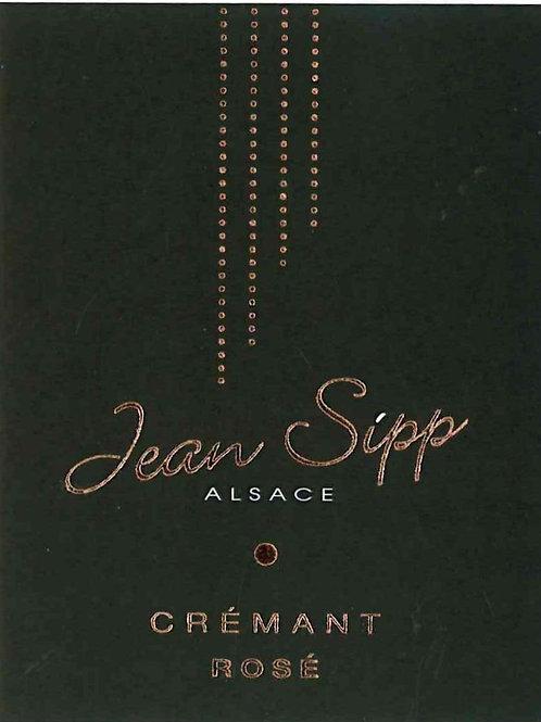 Domaine Jean Sipp Cremant Rose