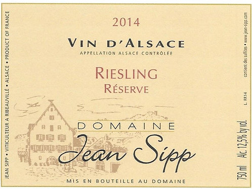 Domaine Jean Sipp Riesling