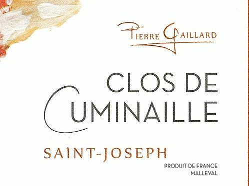 Pierre Gaillard St Joseph Rouge Clos de Cuminaille