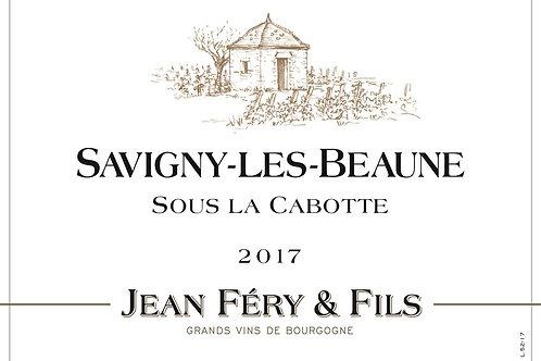 """Domaine Jean Fery Savigny Les Beaune """"Sous La Cobotte"""""""