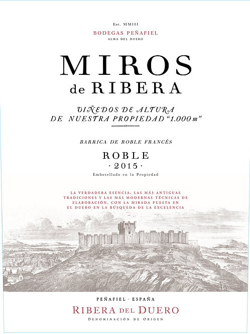 Miros de Ribera Roble Ribera del Duero
