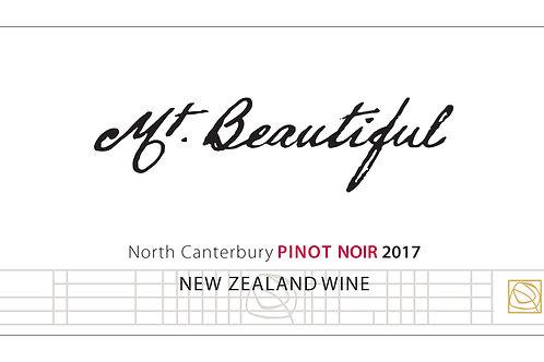 Mt Beautiful Pinot Noir
