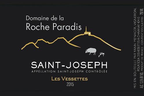Domaine de la Roche Paradis Saint-Joseph Blanc Les Vessettes