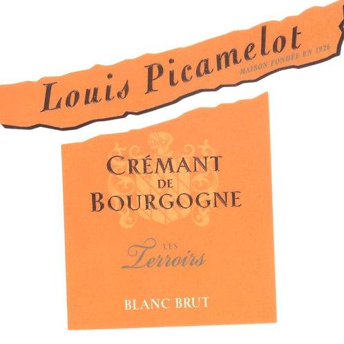 Louis Picamelot Crement de Bourgogne Blanc