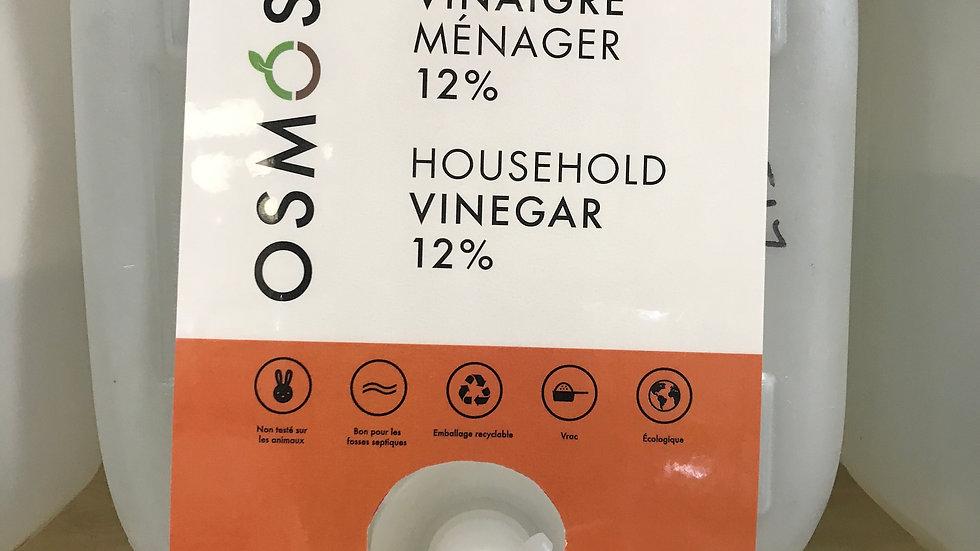 Vinaigre ménager 12%