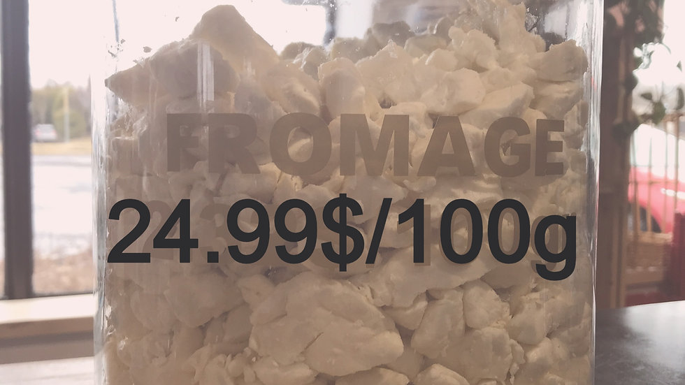 Fromage en grains