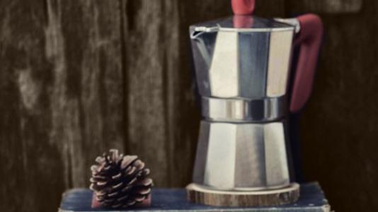 Café décaféiné