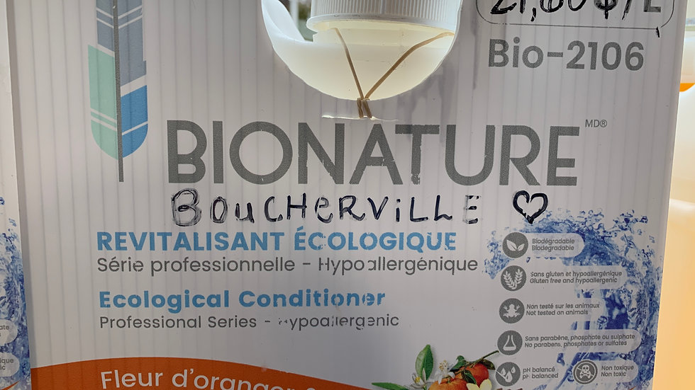 Revitalisant Bionature