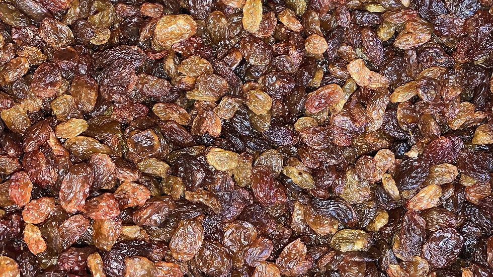 Raisins sultana secs