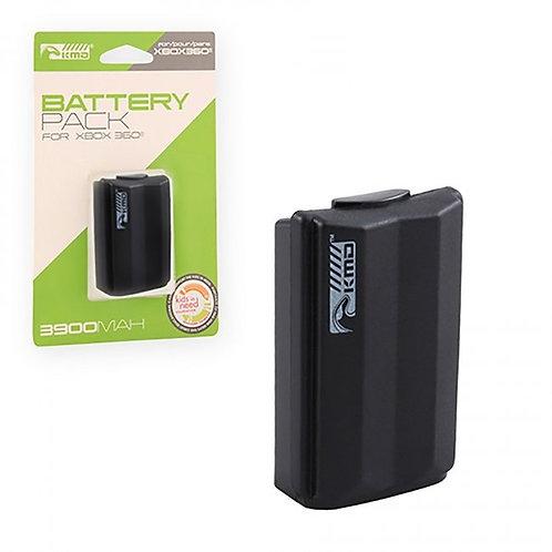 Bateria Recargable 3900 Mah para control de Xbox 360 KMD