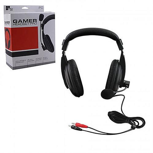 Gamer Headset Pro Auriculares con microfono para PC TTX TECH