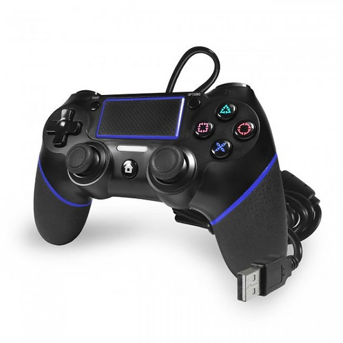Control Alambrico para PS4 Champion Negro TTX TECH