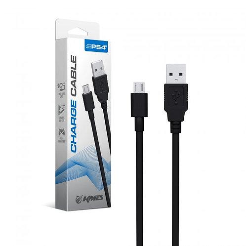 Cable USB de Carga para Control PS4 KMD