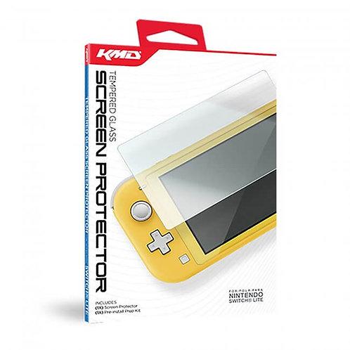 Cristal Templado Premium para Nintendo Switch Lite KMD