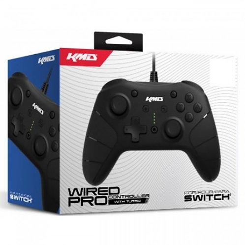Control Turbo Kmd Para Nintendo Switch Pc Mac y Steam