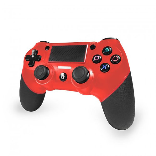 Control inalambrico Champion para PS4 Rojo