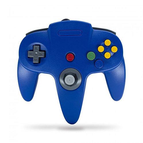 Control para Nintendo 64 N64 Azul TTX Tech