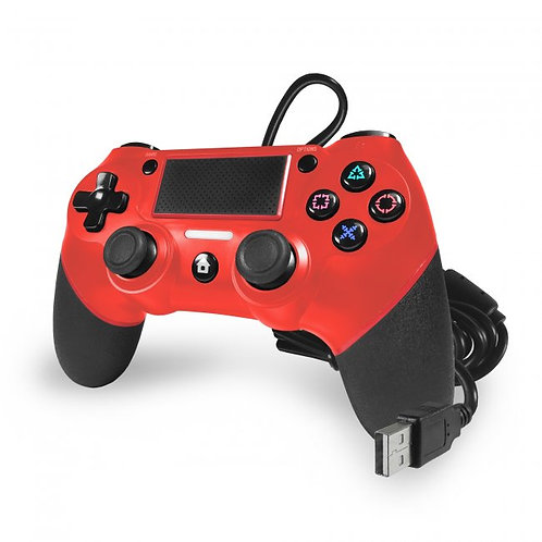 Control Alambrico para PS4 Champion Rojo TTX TECH