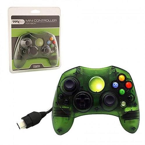 Control para Xbox Primera Generacion TTX Tech Verde Transparente