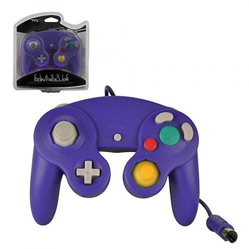 Control para Wii y GameCube Morado TTX Tech