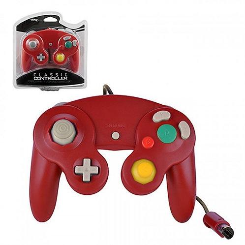 Control para Wii y GameCube Rojo TTX Tech