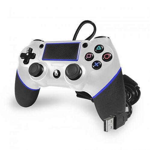 Control Alambrico para PS4 Champion Blanco TTX TECH
