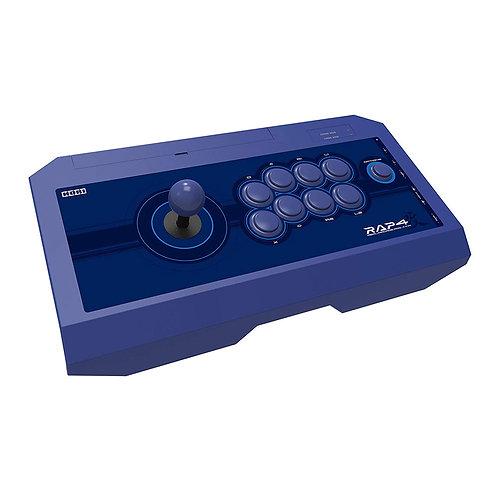 Palanca Real Arcade Pro Kai para PS4 HORI Azul