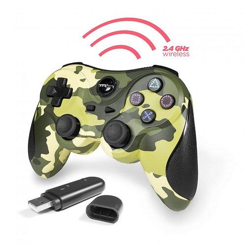 Control Inalambrico para PS3 TTX Tech Camuflaje