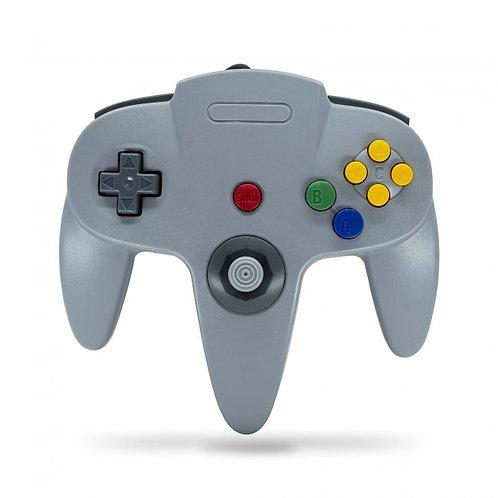 Control para Nintendo 64 N64 Nuevo en Caja TTX Tech Gris