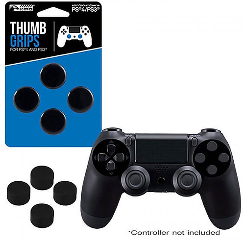 PS4 4 Pack ProGamer Analog Thumb Grips