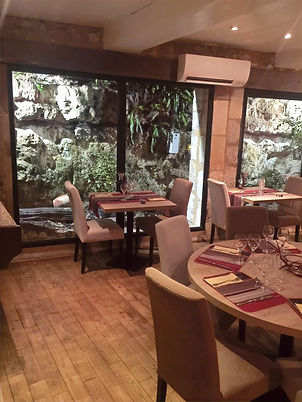 restaurant l'assiette troglodyte sourzac 24400