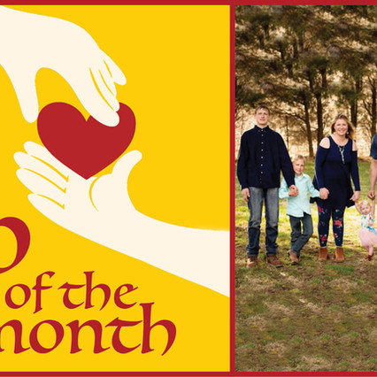 Tip of the Month Recipient | The Bihn Family