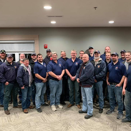 Jan 2020 Honor Meal | Osgood Community Fire Department