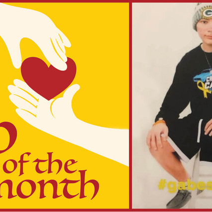 Tip of the Month Recipient | The Andrews Family