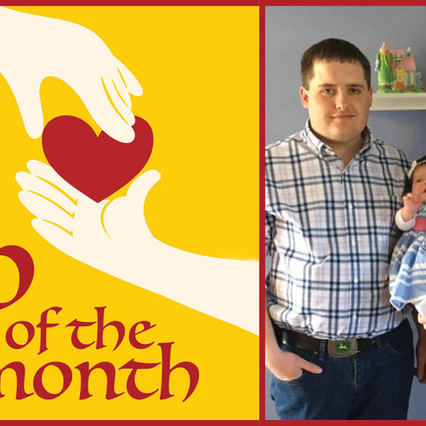 Tip of the Month Recipient | The Monnin Family