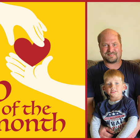 Tip of the Month Recipient   The Wray Family