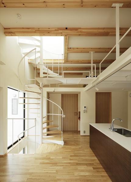 0901620017_藤沢の住宅_階段室・ロフト.jpg