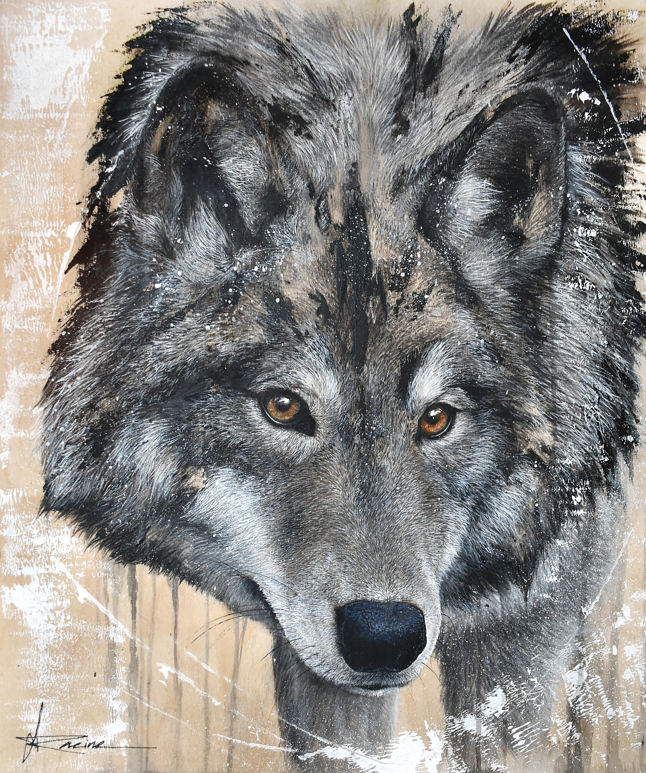 I know I'm a wolf