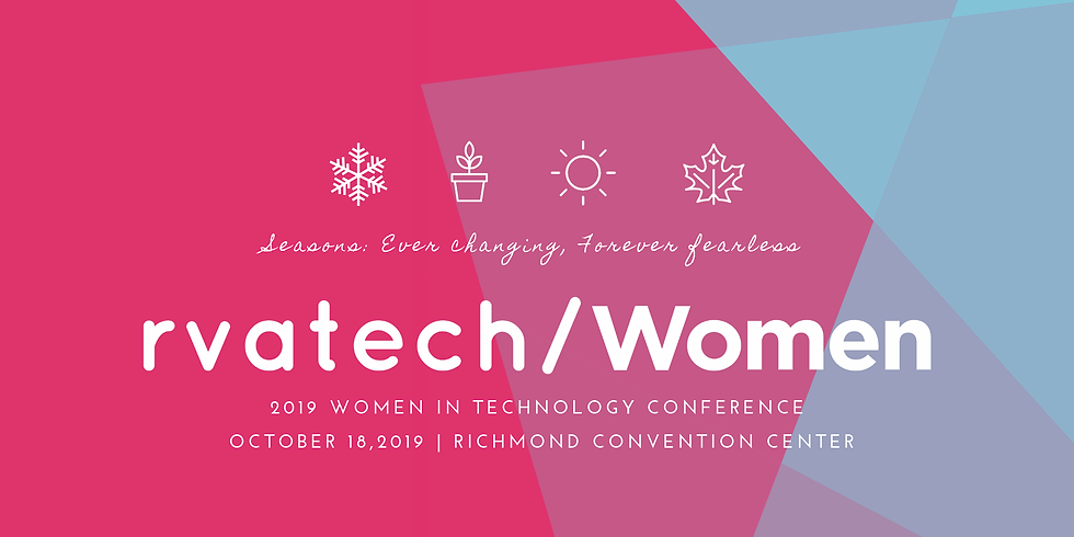 RVATech 2019 Women in Technology Conference