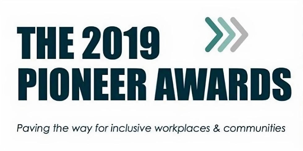 The Next Move Program 2019 Pioneer Awards
