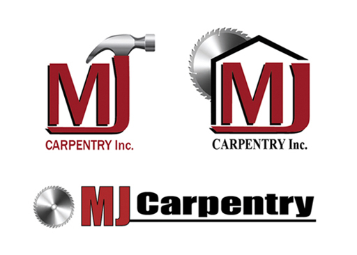 MJ Carpentry logo