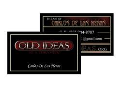Old Ideas BCards